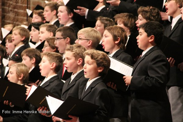 Knabenchor Hannover (Foto: Imme Henrike Wolters)